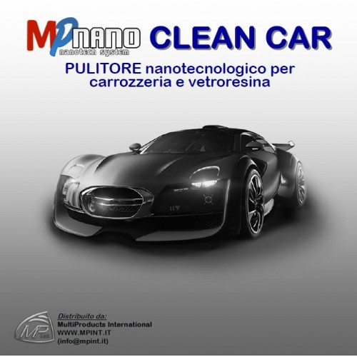 MPNano CAR Clean