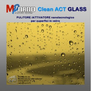 MPNano CleanACT Glass