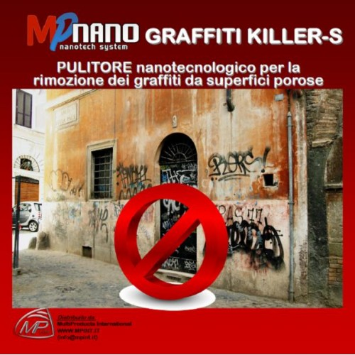 MPNano GRAFFITI KILLER S Liquido